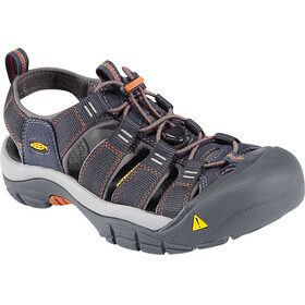 Keen Newport H2 Sandals Men India Ink/Rust